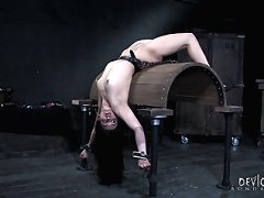 Slave extreme bound and humiliated