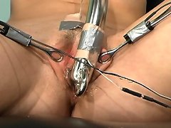 Pussy gynecologically wired
