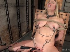 Slave trained to fuck